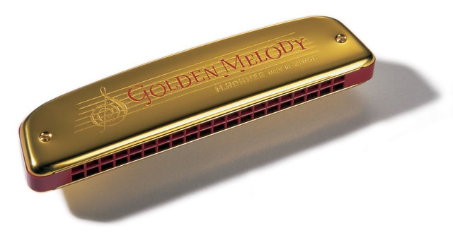 Hohner Golden Melody Tremolo M241601, ДО-мажор