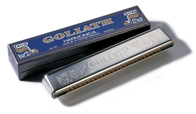 Hohner GOLIATH C-major (M45301)